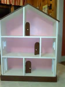 Simple Plans To Build A Dollhouse Placement by White Doll House Bookshelf Diy Projects