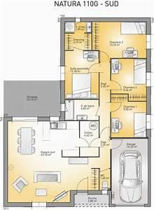 site pour plan maison plan maison oit plat plain pied With maison de 100m2 plan 0 architouch 3d pour ipad dessinez vos plans de maison