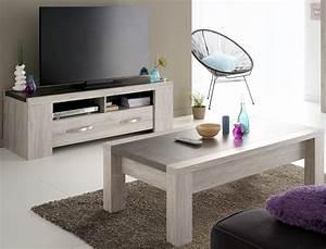 Möbel De Couchtisch : wohnzimmer marten 42 grau steinoptik lowboard couchtisch tv m bel wohnbereiche wohnzimmer ~ Whattoseeinmadrid.com Haus und Dekorationen