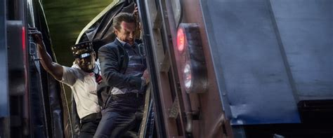 The Commuter Movie Review & Film Summary (2018)