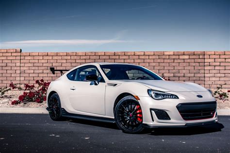 subaru brz ts  sharper sports coupe reserved