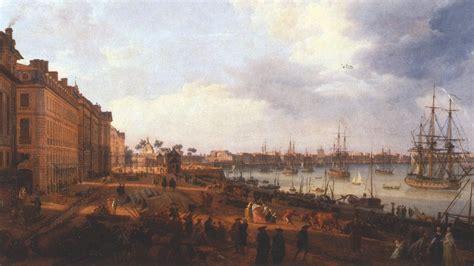 vue du port de bordeaux bordeaux 300 lat temu racjonalista tv