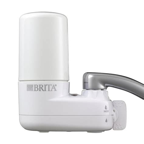 faucet water filter brita on tap faucet filtration system 6025835214 the