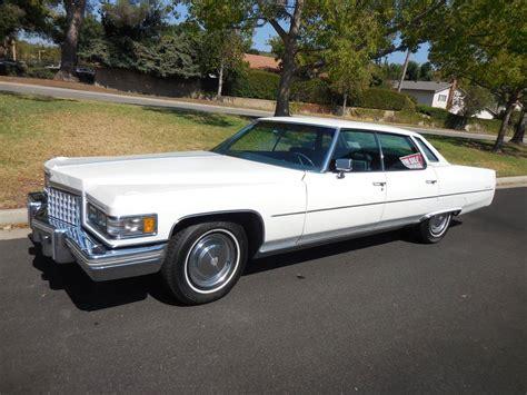 Cadillac Sedan by 1976 Cadillac Sedan For Sale 2030315 Hemmings