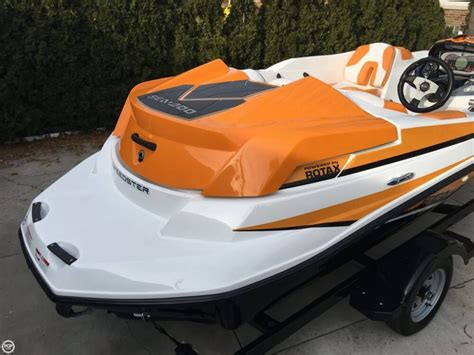 Sea Doo Jet Boat For Sale Michigan by 2012 Used Sea Doo 150 Speedster Jet Boat For Sale