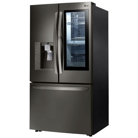 cabinet depth refrigerator lfxc24796d lg appliances