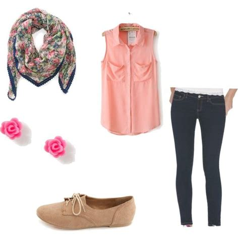 U0026quot;Casual School Outfitu0026quot; by luhill on Polyvore | Teen Fashion! | Pinterest | Casual outfits ...