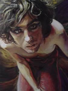Evelyn Astegno Artwork: Syd Barrett | Original Painting ...