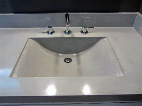 Bathroom Sink, Countertop, And Backsplashes-contemporary