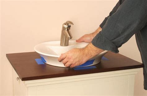 install   counter sink