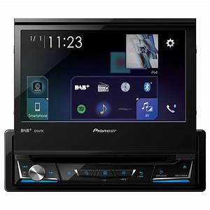 Android Auto Autoradio : pioneer avh z7100dab autoradio pioneer sur ~ Medecine-chirurgie-esthetiques.com Avis de Voitures