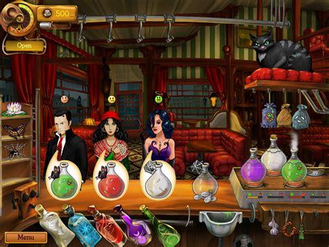 freeware freegame potion bar  full game megagames
