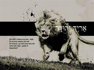 Jes U00fas  El Cordero De La Tribu De Jud U00e1