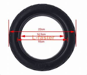 Xiaomi Electric Scooter Mijia M365 Compatible Solid Tire
