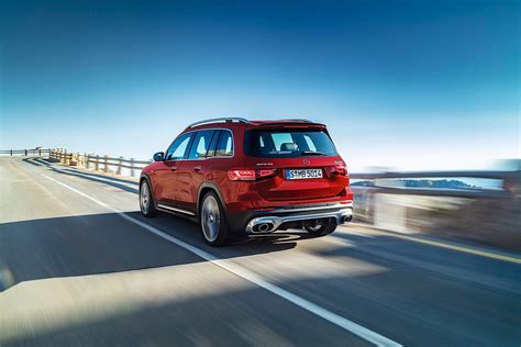 Sandwiched between the gla250 and the bonzo gla 45, the 35 fills a big price gap contributing journalist. 2020 Mercedes-AMG GLB 35 4MATIC Review - autoevolution
