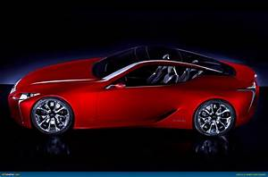 Lexus Lc Sport : lexus confirms lf lc concept for detroit ~ Gottalentnigeria.com Avis de Voitures