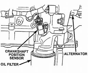 2004 Honda Accord 2 4 Crankshaft Position Sensor Wiring
