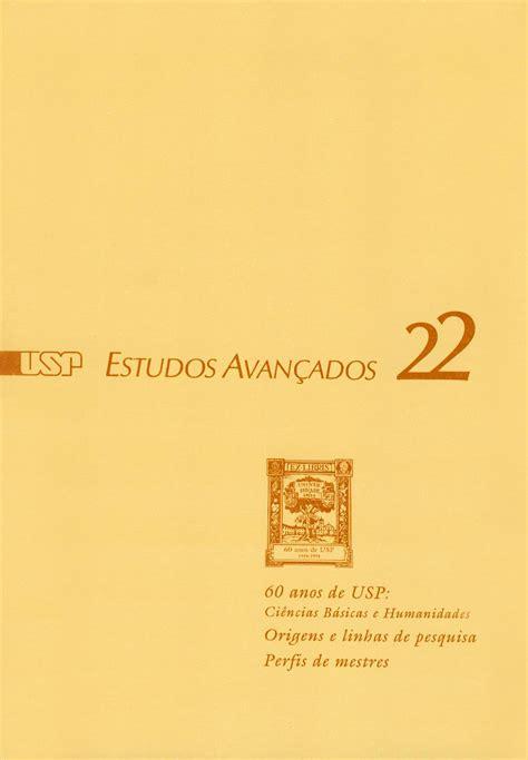 v. 8 n. 22 (1994) | Estudos Avançados