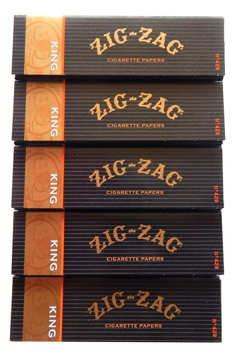 Amazon.com: Zig Zag 100mm Cigarette Rolling Machine