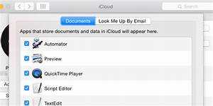 get more out of icloud with icloud drive With store documents in icloud