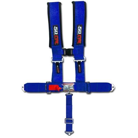 5 point harness blue 5 point harness seatbelt race racing track yamaha rhino 660 700 side by x ebay