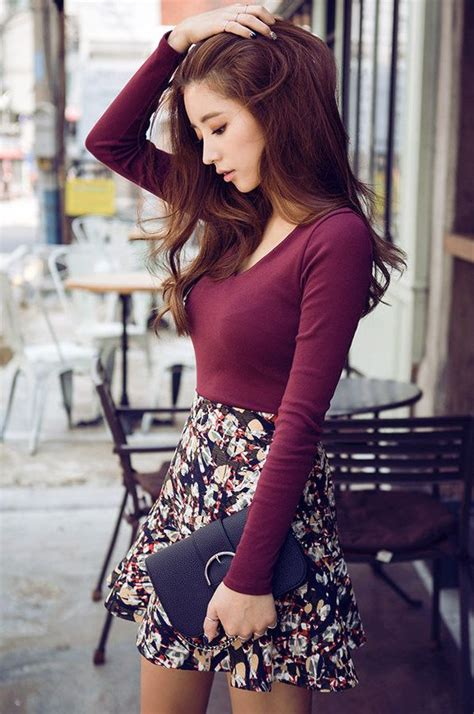 Up Your Game Daily Fashion Outfits with Long Sleeve ...