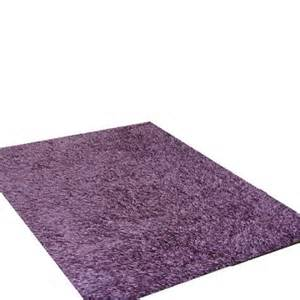 Tapis Shaggy Violet by Tapis Shaggy Lilou Violet 110x60 Cm Leroy Merlin