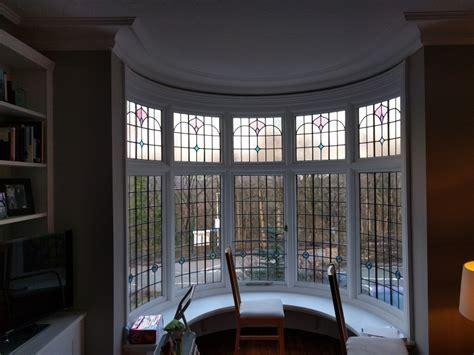 wrought iron curtain poles  bay window curtain poles