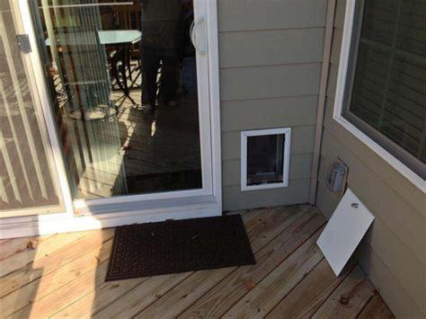 doggie door for sliding glass door 25 benefits of doors for sliding glass doors