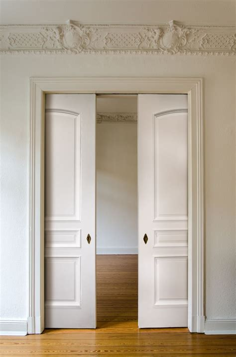 raised panel moulding pocket door tl pocket doors