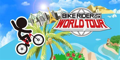 Bike Rider Ultradx  World Tour  Wii U Download Software