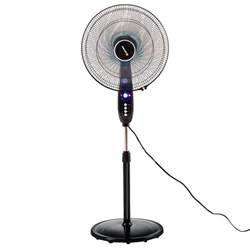 16 oscillating pedestal floor stand fan quiet adjustable