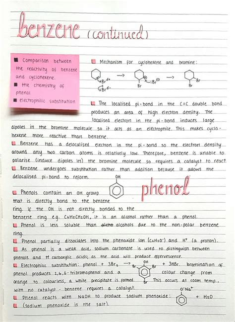 The 25+ Best Chemistry Notes Ideas On Pinterest Science
