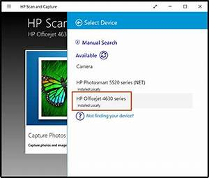 hp printers using the hp scan and capture app windows 8 With hp documents download