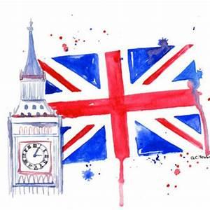Best London Watercolor Products on Wanelo