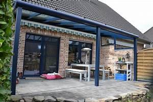 Terrassenüberdachung Aus Aluminium : selbstbau terrassen berdachung aus aluminium bis 4 50 m tiefe vsg ~ Whattoseeinmadrid.com Haus und Dekorationen