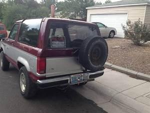 1990 Ford Bronco Ii Manual For Sale In Reno  Nv