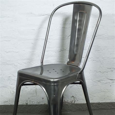 chaise a tolix leconnaisseur tolix chaise a originaler tolix stuhl