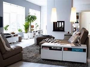 Deco Salon Ikea : selecci n de salones ikea ~ Teatrodelosmanantiales.com Idées de Décoration