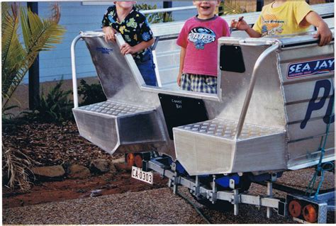 Boat Pods For Sale by Transom Pods Rifen Boats