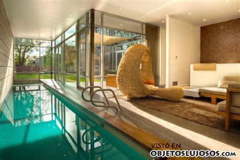Genius Pool Inside The House by La Casa Colorado Mountain