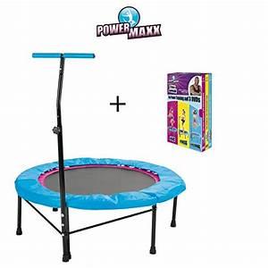Trampolin Für Kinderzimmer : power maxx fitness trampolin im test trampolin im ~ Frokenaadalensverden.com Haus und Dekorationen