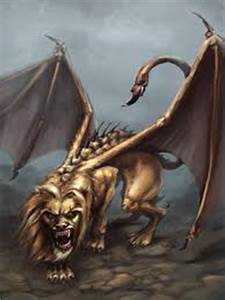 Monsters Facts: The Mythology of Manticore