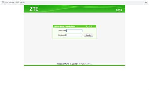 Find zte router passwords and usernames using this router password list for zte routers. Zte F609 Default Password / Lupa Password Wifi Indihome Ikuti Panduan Mudah Ini Gudviral Com ...