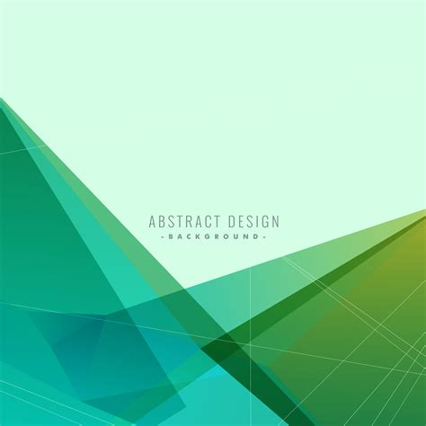 Abstract Geometric Shapes Background by Abstract Background With Geometric Shapes And Lines