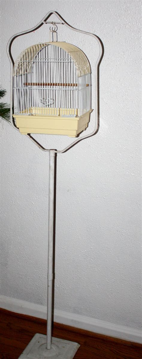 antique bird cage stand unavailable listing on etsy