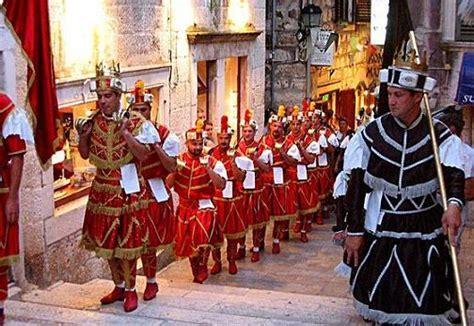 Arts and Culture in Korcula, Dalmatia, Croatia