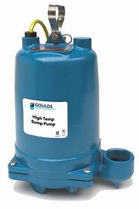 High Temp Sump Pump - Xylem Applied Water Systems