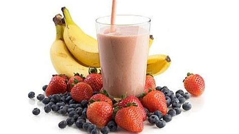 Protein Packed Recovery Shakes Stack