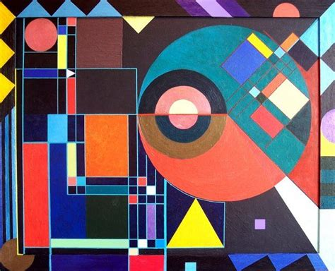 Abstract Painting Using Shapes by Simple Abstract Drawings Shapes Abstract Of Simple Shapes